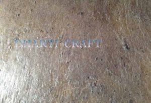 Flexible Stone Veneer sheets of Silver Shine Slate stone